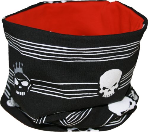 Loop Scarf 2 in 1 skull