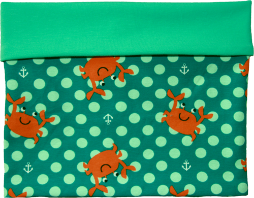 Loop Scarf 2 in 1 crabs