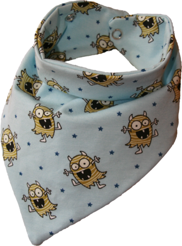 Zahntuch tooth bandana monstertooth